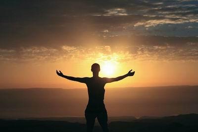 early morning meditation exercise