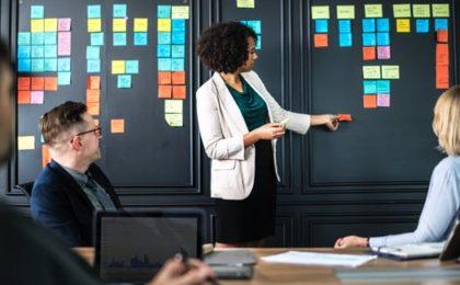brainstorming a marketing plan
