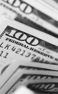 one hundred usa dollar bills