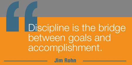 Entrepreneurial Mindset - Jim Rohn quote