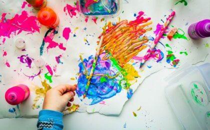 creativity photo by dragos gontariu